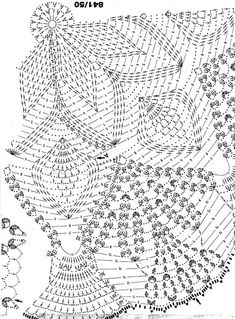Best 11 Photo from album – SkillOfKing. Crochet Doily Rug, Free Crochet Doily Patterns, Crochet Doily Diagram, Crochet Dollies, Crochet Tablecloth, Crochet Art, Crochet Round, Thread Crochet, Filet Crochet