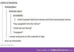 Hahahahaha tumblr