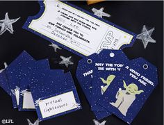 Downloadable templates from Pottery Barn Kids - Invitations, photo props, favor tags and more!