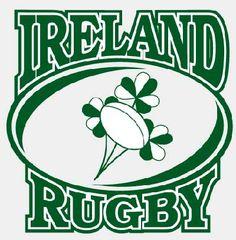 Irish Rugby Logo - (Irish Republic Football Union)