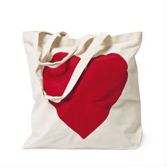 This is Flying Tiger Copenhagen! Tiger Store, Heart Canvas, February 2016, Love Heart, Shopping Bag, Gym Bag, Reusable Tote Bags, Valentines, Closet
