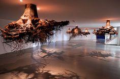Giuseppe Licari - Humus, 2012 ... Secret Gardens,   TENT, Rotterdam 2012