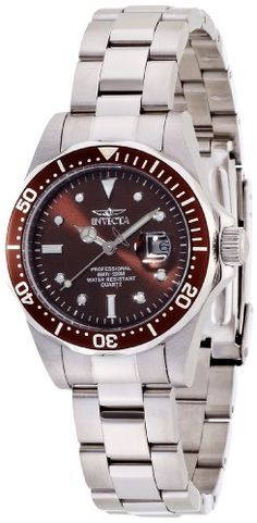 Women's Wrist Watches - Invicta Womens 4865 Pro Diver Collection Watch -- You can find out more details at the link of the image. (This is an Amazon affiliate link)