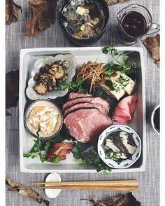 rick chanさんのローストビーフ膳 #snapdish #foodstagram #instafood #food #homemade #cooking #japan #japanesefood #roastbeef #料理 #手料理 #ごはん #おうちごはん #テーブルコーディネート #器 #お洒落 #和食 #ていねいな暮らし #暮らし #ばんごはん #おつまみ #うちバル #ローストビーフ https://snapdish.co/d/WKvXHa