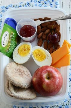 Healthy Breakfasts On-the-Go.