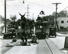 Movie Making at Mack Sennett Studios