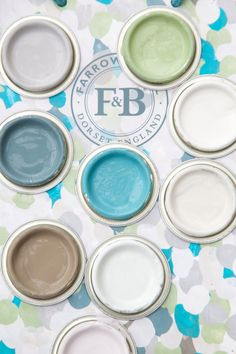 British Heritage paint colours for your home. New Farrow & Ball Paint Colours 2016 • Capture by Lucy
