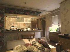 私はディアシスターの葉月と美咲が住んでいた部屋です。 家具や壁が素敵で、部屋が映るシーンでは部屋ばかりに目がいってしまいました。 Rooms, Gardening, Interior Design, House, Bedrooms, Nest Design, Home Interior Design, Home, Lawn And Garden