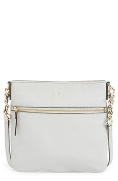kate spade new york 'cobble hill - ellen' leather crossbody bag available at #Nordstrom