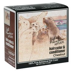 Light Mountain Natural Hair Color & Conditioner, Chestnut, 4 oz (113 g) (Pack of 3) Light Mountain http://www.amazon.com/dp/B001G7Q0HS/ref=cm_sw_r_pi_dp_-EE7ub0YFWJ9P