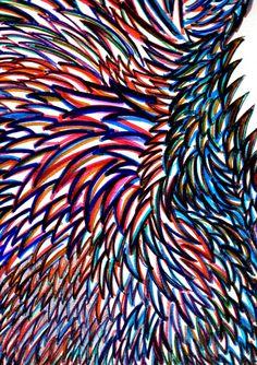 Dipingere tra ricerca astratta e naturalismo figurativo. Un lavoro che porto avanti da almeno 40 anni ma che negli ultimi dieci si è focalizzato da una parte sull'approfondimento dell'uso dell'acquerello, e in parte dell'olio su tela, nella costruzione di spazi di luce e colore, dall'altra nel dipingere con sempre maggiore lena animali e paesaggi nel loro contesto naturale.
