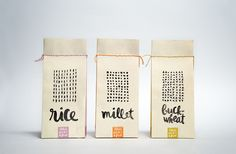 Just love this simple #packaging PD