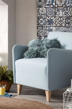 Quand vos murs prennent les teintes de vos meubles! Just perfect!
