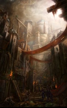 Diablo III concept art - Blizzard has some incredibly talented and creative people working for them.