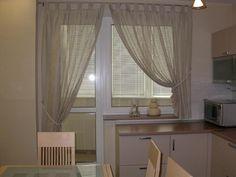 оформление кухонного окна с балконной дверью фото: 21 тыс изображений найдено в Яндекс.Картинках