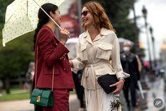 WhatsTrend Blog » After Kenzo – Caroline & Ece, Paris