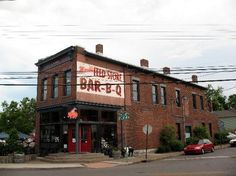 Marks Feed Store in Louisville, KY, a friend took Jaycelyn, Dan and I here for dinner when we visited KY this summer