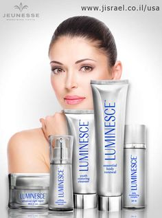 Jeunesse skin care will change your life.  products with breakthrough sciences.  For more details:  funkylior@gmail.com #Luminesce #Jeunesse