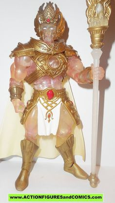 Mattel toys action figures for sale to buy MASTERS of the UNIVERSE Classics 2014 LIGHTHOPE 100% COMPLETE Condition: Excellent. Includes all parts. Nice paint detail, nice joints. nothing broken, damag