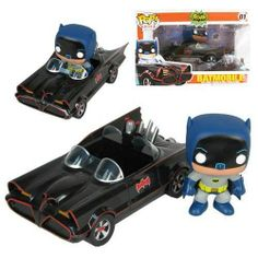 Funko Pop Batman 1966 TV Series Batmobile Pop Vynil Vehicle New 3063   eBay