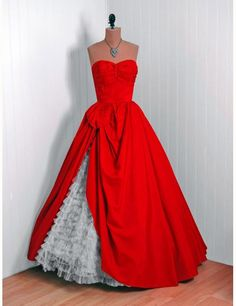 Dress1950sTimeless Vixen Vintage