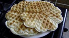 Nutella, Waffles, Food Porn, Breakfast, Hungary, Morning Coffee, Waffle, Treats