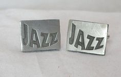 Jazz #music #lovers cufflinks by #hoardersworld in english pewter, gift boxed (a),  View more on the LINK: http://www.zeppy.io/product/gb/2/200913038370/