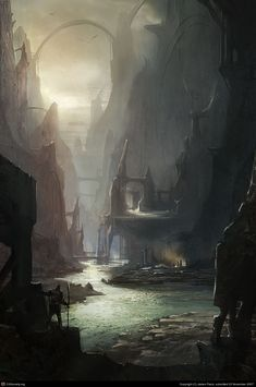 canyon discovery by James Paick