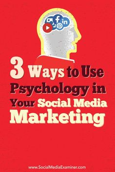 Looking for ways to connect with fans on a deeper level? Implementing basic psychological marketing principles in your social media activities can help you attract, engage, and form emotional bonds with your target audience. In this article, youll