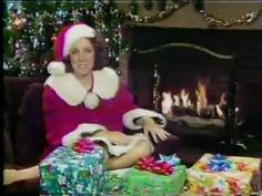 English Leather Christmas 1980 TV commercial