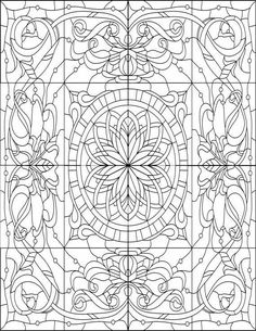 Adult Coloring Book Printable Pages By JoenayInspirations Davlin Publishing