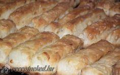 Vendégváró sajtos ropogós Bread, Food, Eten, Bakeries, Meals, Breads, Diet
