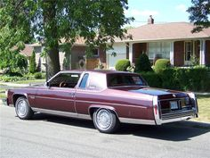 1981 Cadillac Fleetwood Brougham Coupe Cadillac Fleetwood, Us Cars, Old Ads, American Pride, Buick, Chevrolet, Automobile, Classic, Vehicles