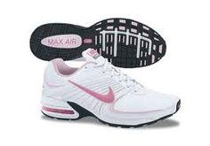 Tênis Nike Air Max feminino branco
