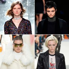 Cropped Tops: 5 Runway-Inspired Short Hairstyles to Try This Spring