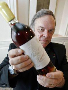 Le gourou des vins français
