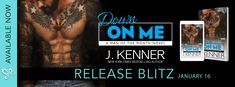 Abibliophobia Anonymous                 Book Reviews: **RELEASE BLITZ WITH REVIEW**  Down On Me by J. Ke...