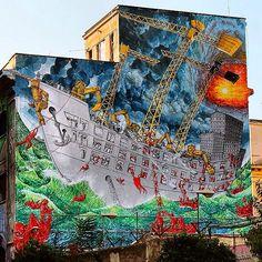 by BLU in Rome, 10/14 (LP)