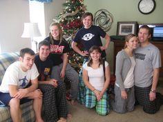 Christmas Eve Pajamas