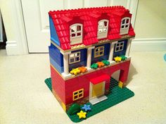 Lego Duplo House | Ravnut | Flickr