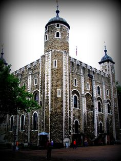The White Tower, Tower of London | Flickr - Photo Sharing!