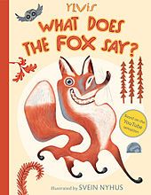 """Ylvis have signed a deal with Simon & Schuster to publish a children's book illustrated by Svein Nyhus based on the song """"What Does the Fox Say?"""" which will be released on December 10, 2013 ...just in time for Christmas :)"""