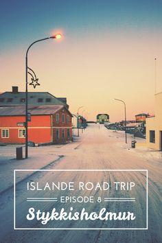 Fin du road trip hivernal en #Islande, découverte de Stykkisholmur http://www.vie-nomade.com/2014/islande-road-trip-stykkisholmur/