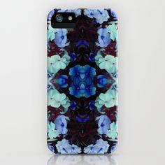 Future Floral III iPhone Case $35