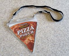 A Portable Pizza Necklace Will Never, Ever Let You Down