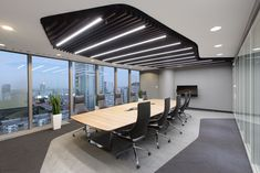 Browse and discover thousands of office design and workplace design photos - tagged and curated to make your search faster and easier. Corporate Interior Design, Modern Office Design, Corporate Interiors, Commercial Interior Design, Commercial Interiors, Office Interiors, Corporate Offices, Retail Design, Architecture Office