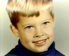 A childhood/baby photo of Brad Pitt. Doesn't that remind you of Shiloh?  http://celebrity-childhood-photos.tumblr.com/