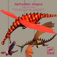 Djeco ~ Mobile ~ Dragons