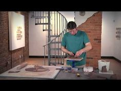 Pottery Video: Making a Tray for a Non Round Form