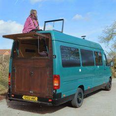 Vw Lt 35, Vw Lt Camper, Camper Van Shower, Motorhomes For Sale, Camper Conversion, Vw Bus, Campervan, Vans, Vehicles
